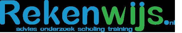 Rekenwijs Logo